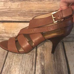 Michael Kors sandal heels size 9